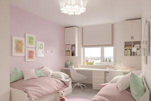 Oświetlenie do pokoju dziecka
