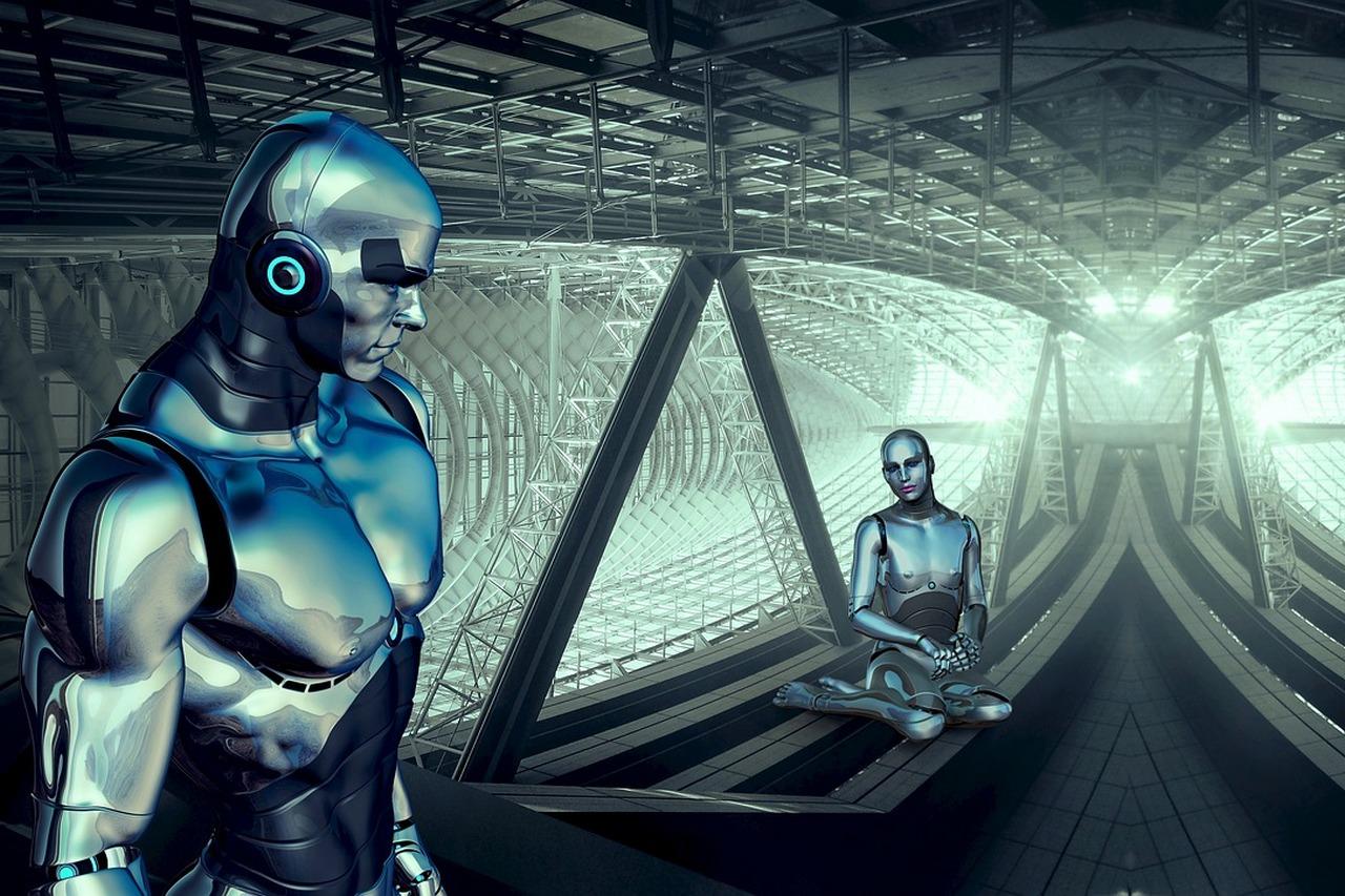 Humanoidalne roboty