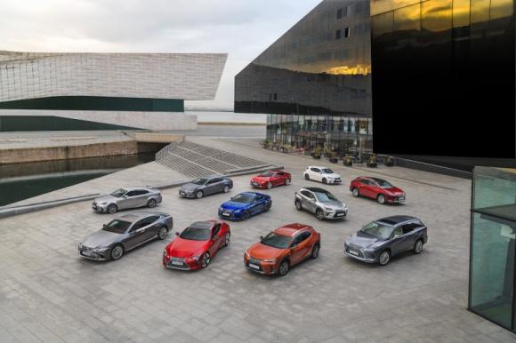 Lexus zdobywa nagrodę za obsługę klienta