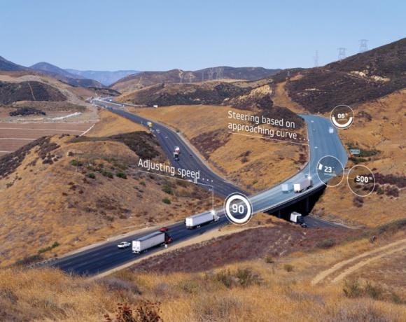 Usługa TomTom Maps pomoże ciężarówkom oszczędzić paliwo