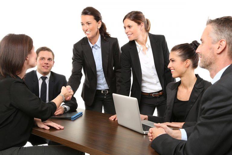 Budowanie relacji biznesowych